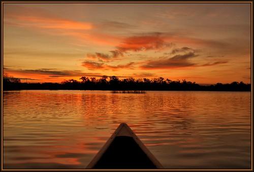 park reflection sunrise dawn texas bayou pasadena bayareapark armandbayou wanam3