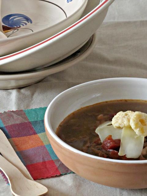 Zuppa di Chili Vegetariano