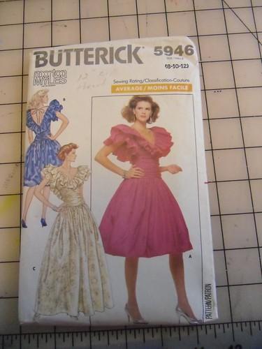 butterick 5946