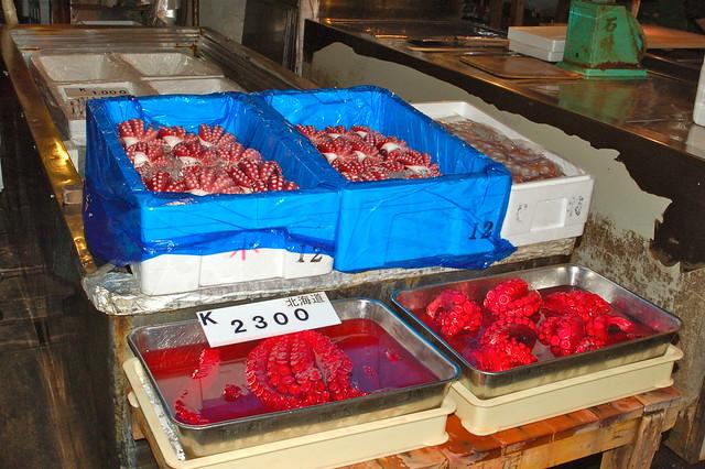 Tsukiji Fish Market_2