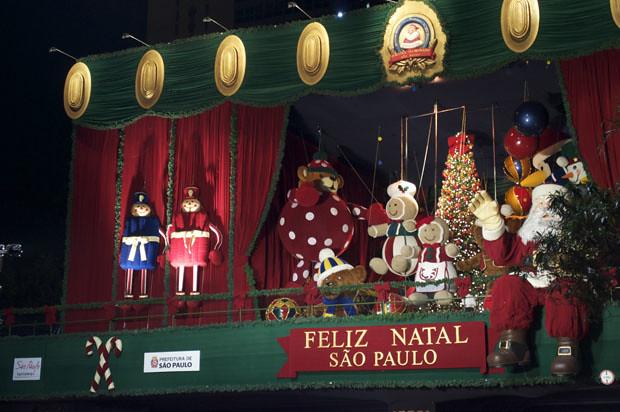 Natal 2011 na Avenida Paulista 4