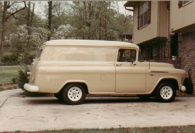 Craigslist 1956 Panel Truck Autos Post