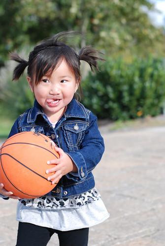 lily basketball