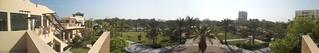 Andalus Garden Panorama - Bahrain