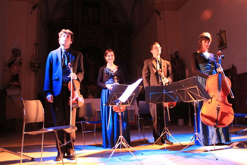 Concierto Cuarteto Vínculos
