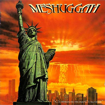 Meshuggah Contradictions Collapse (1991)