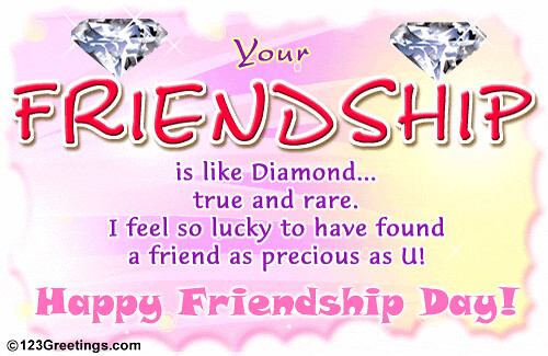 Animated Friendship Day Greeting Cards Download Free