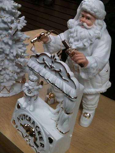 Santa Nutcracker Christian Puppet Theatre