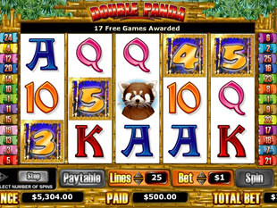 Double Panda Free Spins