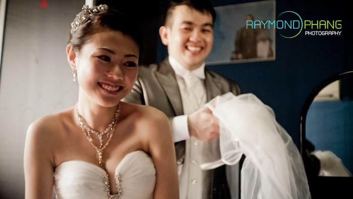 Raymond Phang (J&S) - Actual Day Wedding 21