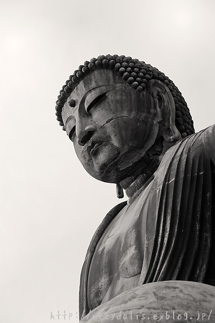 The Great Buddha of Kamakura...