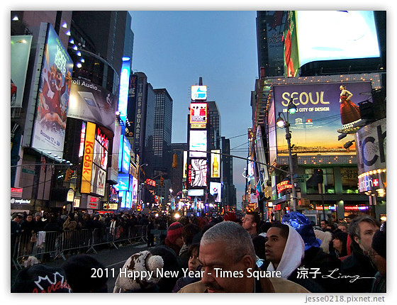 2011 Happy New Year - Times Square 6