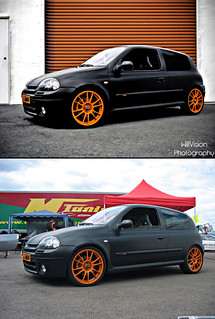 "Renault Clio RS ""Daily Racer"" - Before / After"