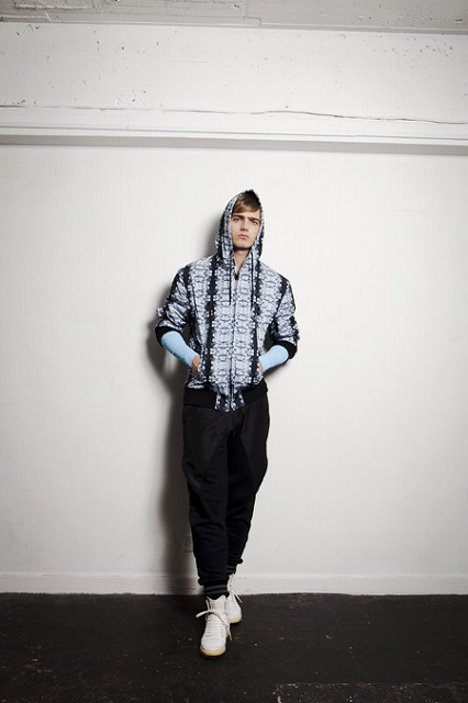 Tom Lander034_hummel-H 2012 SS Collection(changefashion)