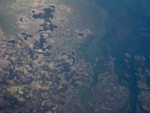Aerial photo of Florida
