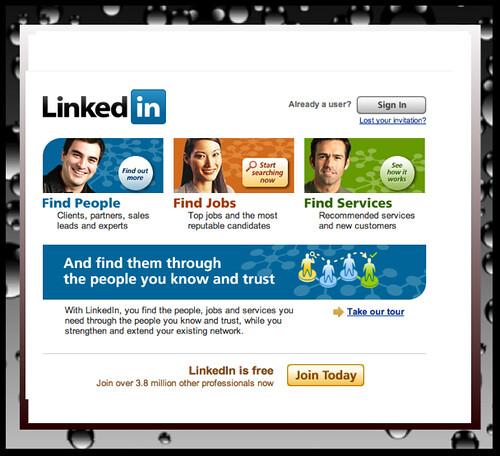 LinkedIn 2005