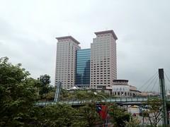 板橋火車站