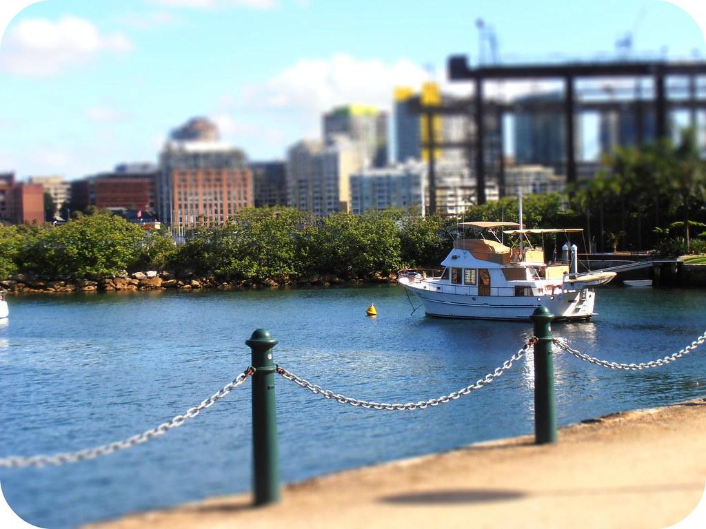 Balmain Boat