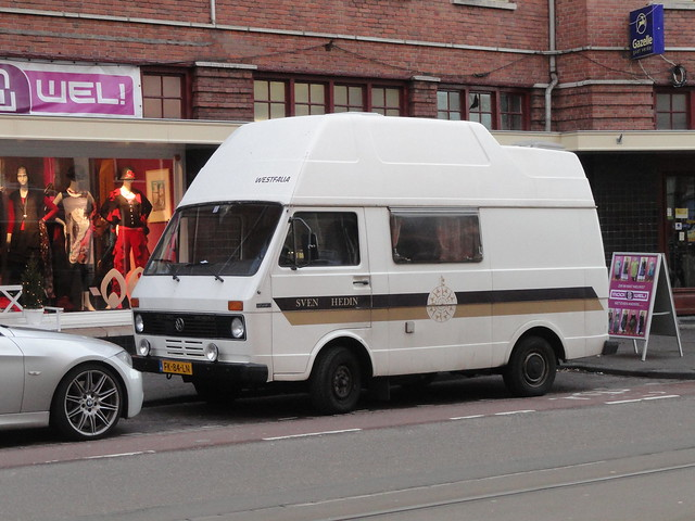 For Sale Westfalia Sven Hedin, LT28