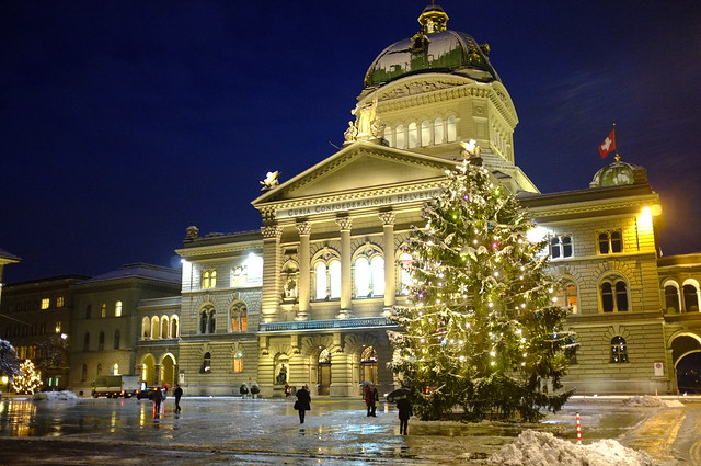 Christmas in Bern