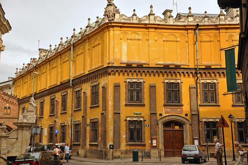 The Czartoryski Museum and Library, Krakow, Poland.