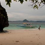 Entalula Island, Tour A + B - El Nido, Palawan (111201-20)
