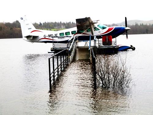 Seaplane, Loch Lomond