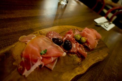Italian's appetizer