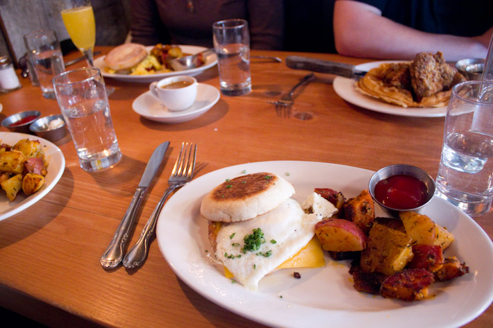 Local 360 Breakfast!