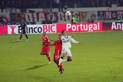 Taça da Liga: Vitória - benfica