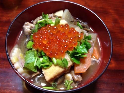 地元のおせち・お雑煮・お土産物など@新潟県糸魚川市