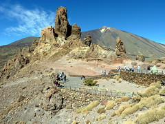 Tenerife - Mount Teide & Roques de Garcia in the Winter