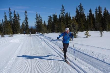 Ski Trab Mára team