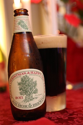 Anchor Brewing Merry Christmas & Happy New Year 2011