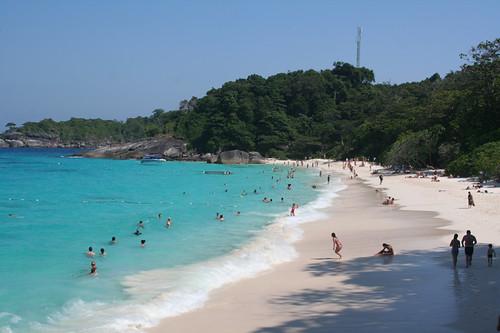 beach on #4