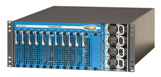 LxS 16016 Wideband Edge QAM