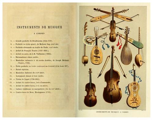 012-Instrumentos de musica de cuerdas-Les harmonies du son et l'histoire des instruments de musique -1878