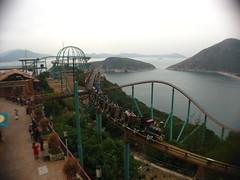 Mine Train Roller Coaster
