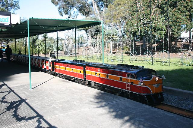 G16 miniature train for sale