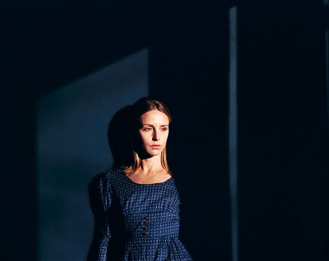 Untitled Blue Wall 1