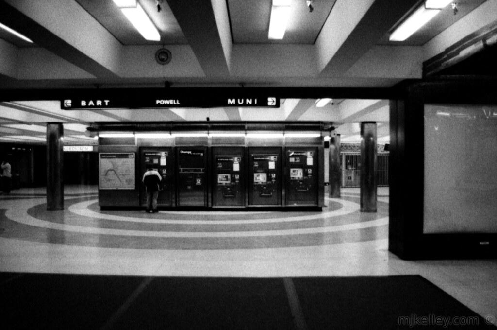 Powell Street Station