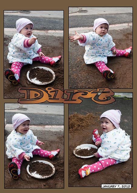 Dirt - Comic Life