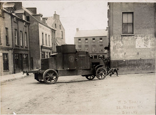 Armoured Car, Passage West, Cork