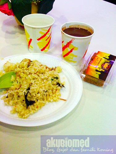 Makanan ringan disediakan selepas menderma darah