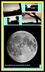 moaje de hoy con fotos manece y foto de la luna