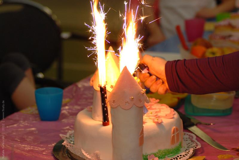 Child's birthday party