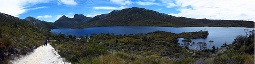 Cradle Mountain-Dove Lake panorama