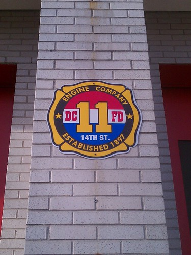 DCFD Engine Company 11 keeps Columbia Heights safe