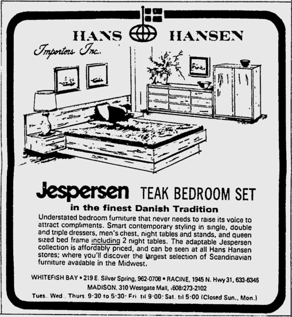 Craigslist Find Jespersen Teak Bed Mimomito Midcentury Modern Mid Town