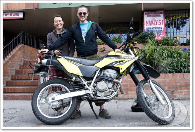 2012 01 09_Magda i Tomek Dookola Swiata_do Kolumbii_DSC_0054B